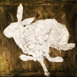 Running Hare. Limited Edition