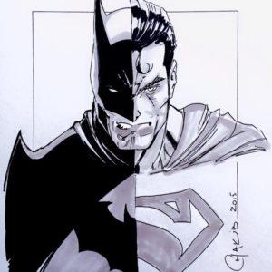 Bat V Supr