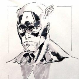 Captain America. I