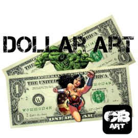 Dollar Collection. Heroes