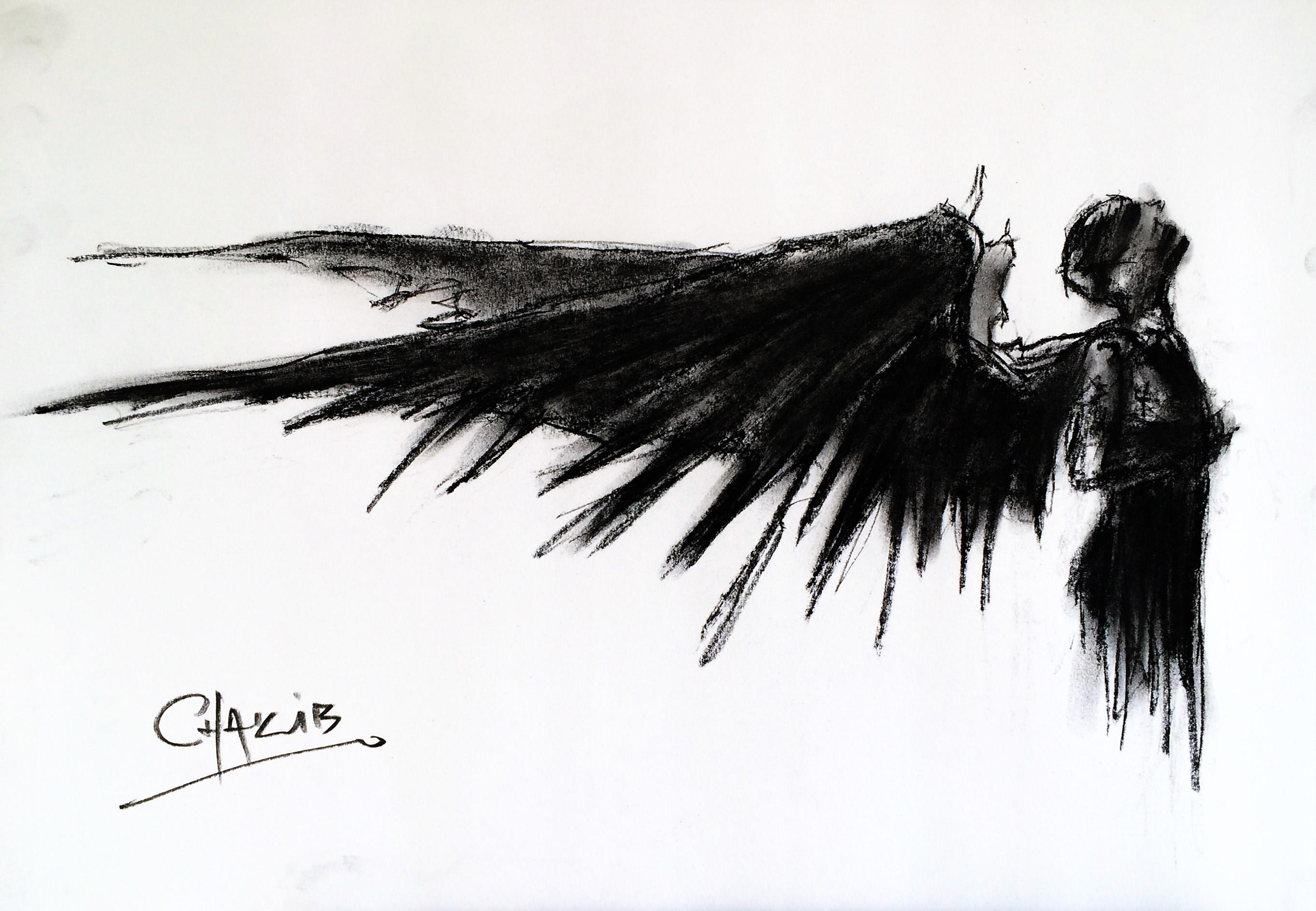 Angel study 1 jan 2016 copyright chakib benkara