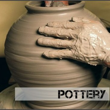 Two Days Pottery Course. 21st & 22nd January 2016