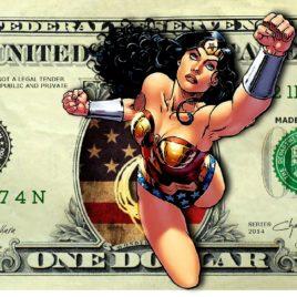 A Wonder Woman.